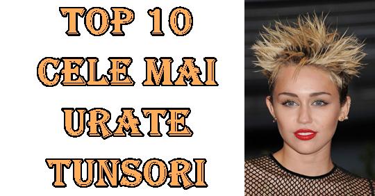 Top 10 cele mai urate tunsori par scurt